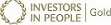 Investors in People Gold logo