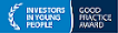Investors in Young People logo